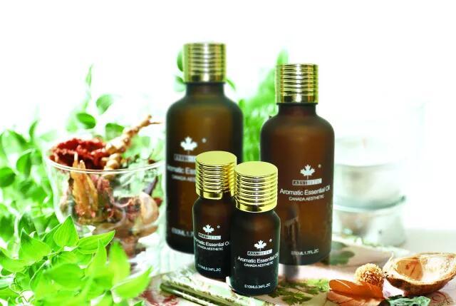 唯美度美容院产品五行养生精油