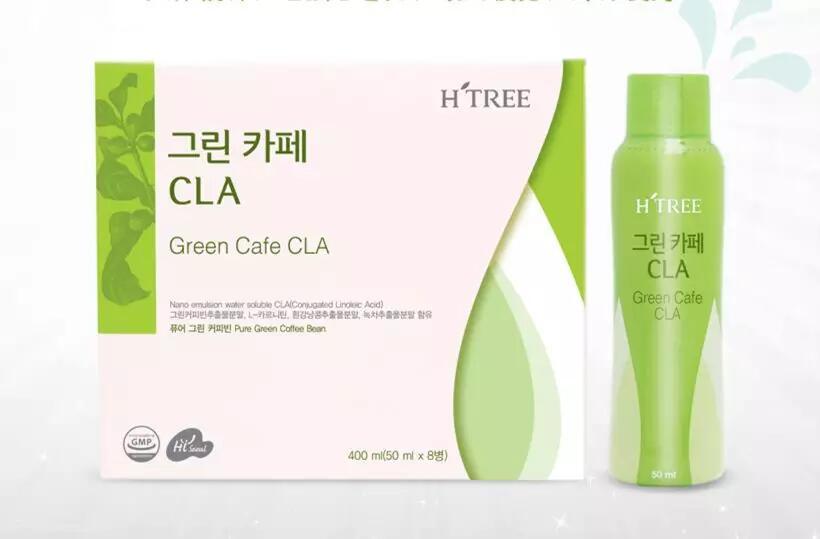 H-Tree CLA青咖啡饮料