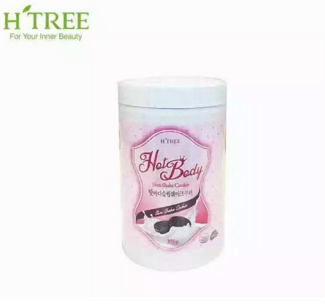 H-TREE大豆蛋白固体饮料| 燃烧你的卡路里,实现瘦身大逆袭