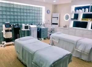美容院简约装修风格的基本特点
